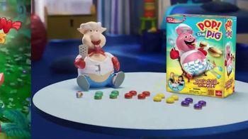 Pop! The Pig and Dragon Snacks TV Spot, 'Feed Him a Burger' - Thumbnail 6