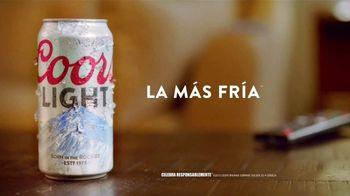 Coors Light TV Spot, 'La cerveza oficial de voy en camino' canción de Los Gatos Salvajes [Spanish] - Thumbnail 9
