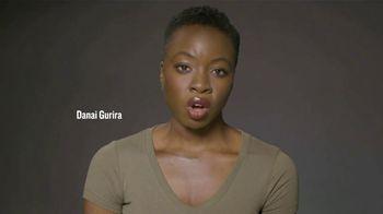 WildAid TV Spot, 'Saved by a Rhino' Featuring Danai Gurira