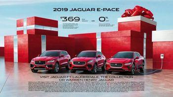 Unwrap a Jaguar Sales Event TV Spot, '2019 E-PACE: Maurice and Kenesha' [T2] - Thumbnail 8