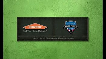 SERVPRO TV Spot, 'Armed Forces Bowl' - Thumbnail 8