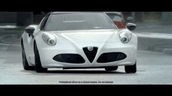 Alfa Romeo Season of Speed TV Spot, 'Revel in Speed: I Am' [T2] - 333 commercial airings