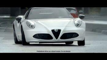 Alfa Romeo Season of Speed TV Spot, 'Revel in Speed: I Am' [T2]