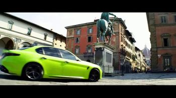 Alfa Romeo Season of Speed TV Spot, '6 Underground: Dos and Don'ts' [T2] - 591 commercial airings