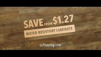 Lumber Liquidators TV Spot, 'The Answer Is Yes: Save on Water-Resistant Laminate' - Thumbnail 9