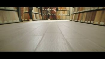 Lumber Liquidators TV Spot, 'The Answer Is Yes: Save on Water-Resistant Laminate'