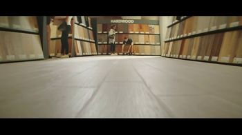 Lumber Liquidators TV Spot, 'The Answer Is Yes: Save on Water-Resistant Laminate' - Thumbnail 3