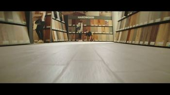 Lumber Liquidators TV Spot, 'The Answer Is Yes: Save on Water-Resistant Laminate' - Thumbnail 4