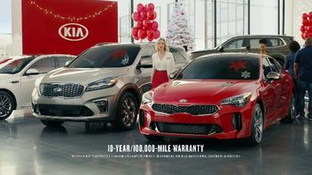 Kia Holiday Sticker Sales Event TV Spot, 'Look for a Sticker' [T2] - Thumbnail 2