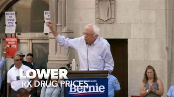 Bernie 2020 TV Spot, 'Patients Before Profits' - Thumbnail 8