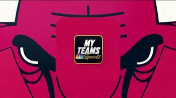 NBC Sports Network MyTeams App TV Spot, 'Chicago Bulls Fans'