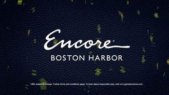 Encore Boston Harbor Beantown Bonus TV Spot, 'Jackpot for Red Card Members' - Thumbnail 6