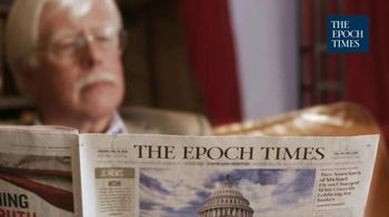 The Epoch Times TV Spot, 'Chase the Truth'