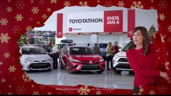 Toyota Toyotathon TV Spot, 'That's a Wrap' [T2] - 9 commercial airings