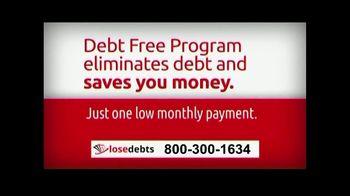 LoseDebts TV Spot, 'Designed to Save You Money' - Thumbnail 3