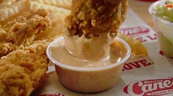 Raising Cane's TV Spot, 'Dip' Song by Yello