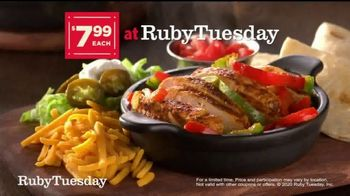 Ruby Tuesday Fajita Fiesta TV Spot, 'Piñatas' - Thumbnail 4