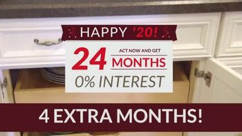 Kitchen Saver TV Spot, 'New Year's: 20 Months, Zero Interest' - Thumbnail 8
