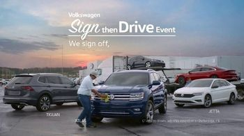 Volkswagen Sign Then Drive Event TV Spot, 'Ben: The People Behind the Car' [T2] - Thumbnail 5