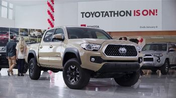 Toyota Toyotathon TV Spot, 'Year-End Savings' [T1]