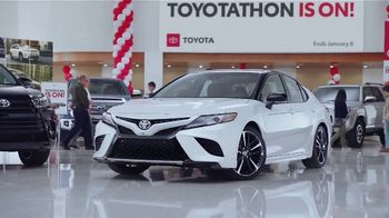 Toyota Toyotathon TV Spot, 'Year-End Savings' [T2] - 312 commercial airings