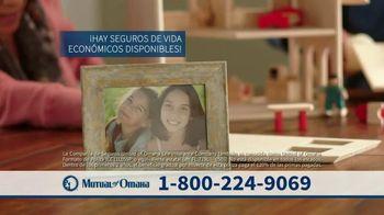 Mutual of Omaha TV Spot, 'Llama ahora' [Spanish]