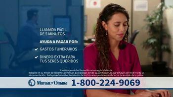 Mutual of Omaha TV Spot, 'Llama ahora' [Spanish] - Thumbnail 5