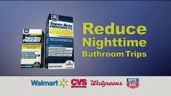 Super Beta Prostate P3 Advanced TV Spot, 'Reduce Nighttime Bathroom Trips'