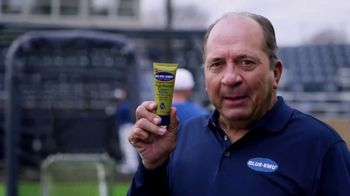 Blue-Emu Maximum Arthritis Pain Relief Cream TV Spot, 'Fastball' Ft. Johnny Bench