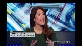 Acorns TV Spot, 'Paying Yourself First' Featuring Janet Alvarez