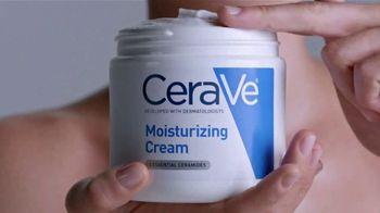 CeraVe Moisturizing Cream TV Spot, 'Your Dry Skin Is Missing Something'