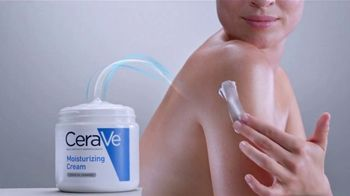 CeraVe Moisturizing Cream TV Spot, 'Your Dry Skin Is Missing Something'