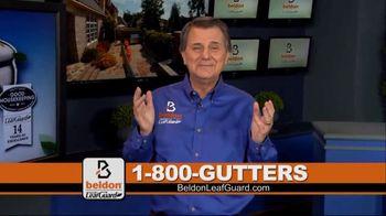 Beldon LeafGuard TV Spot, 'Clogged Gutters: 10 Percent Rebate'