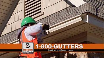 Beldon LeafGuard TV Spot, 'Clogged Gutters: 10 Percent Rebate' - Thumbnail 4