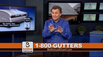 Beldon LeafGuard TV Spot, 'Clogged Gutters: 10 Percent Rebate' - Thumbnail 8