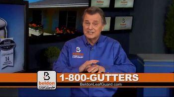 Beldon LeafGuard TV Spot, 'Clogged Gutters: 10% Rebate'