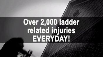 Beldon LeafGuard TV Spot, 'Ladder Related Injuries' - Thumbnail 1