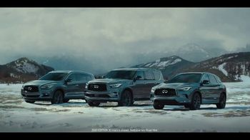 Infiniti Winter Sales Event TV Spot, 'Hockey' Song by Hannah Williams & The Affirmations [T2] - Thumbnail 7