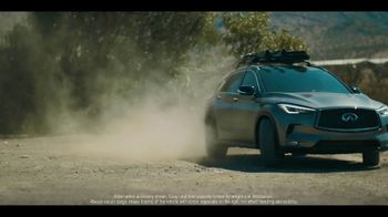 Infiniti Winter Sales Event TV Spot, 'Snow and Surf' Song by Hannah Williams & The Affirmations [T2] - Thumbnail 4