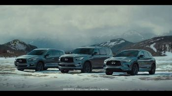 Infiniti Winter Sales Event TV Spot, 'Snow and Surf' Song by Hannah Williams & The Affirmations [T2] - Thumbnail 6