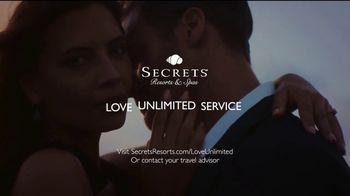 Secrets Resorts TV Spot, 'All Inclusive' - Thumbnail 9