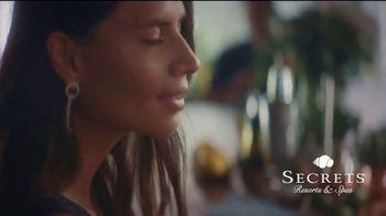 Secrets Resorts TV Spot, 'All Inclusive' - Thumbnail 3