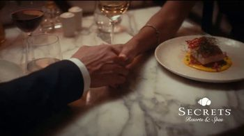 Secrets Resorts TV Spot, 'All Inclusive' - Thumbnail 6