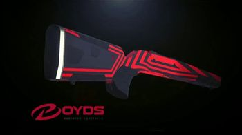 Boyds Gunstocks, Inc. TV Spot, 'At-One Adjustable' - Thumbnail 1