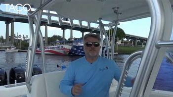 TACO Marine Grand Slam 800 VHF Antenna Mount TV Spot, 'Quick, Easy, Safe' - Thumbnail 1