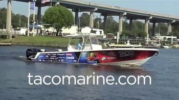 TACO Marine Grand Slam 800 VHF Antenna Mount TV Spot, 'Quick, Easy, Safe' - Thumbnail 10