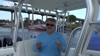 TACO Marine Grand Slam 800 VHF Antenna Mount TV Spot, 'Quick, Easy, Safe' - Thumbnail 3