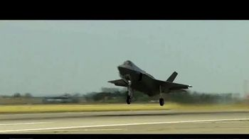 Lockheed Martin F-35 Lightning 2 TV Spot, 'Mission ready, Interoperable and Combat-Proven.'