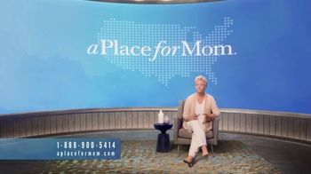 A Place For Mom TV Spot, 'Devastating' Featuring Joan Lunden - Thumbnail 5