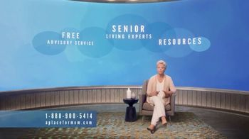 A Place For Mom TV Spot, 'Devastating' Featuring Joan Lunden